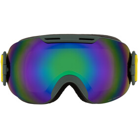 Red Bull SPECT Slope Goggles, olive green/green snow